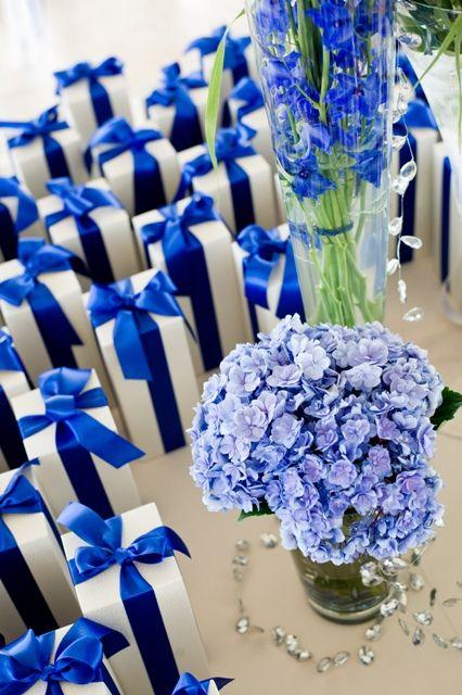 Wedding cadeaux for the guests Le bomboniere