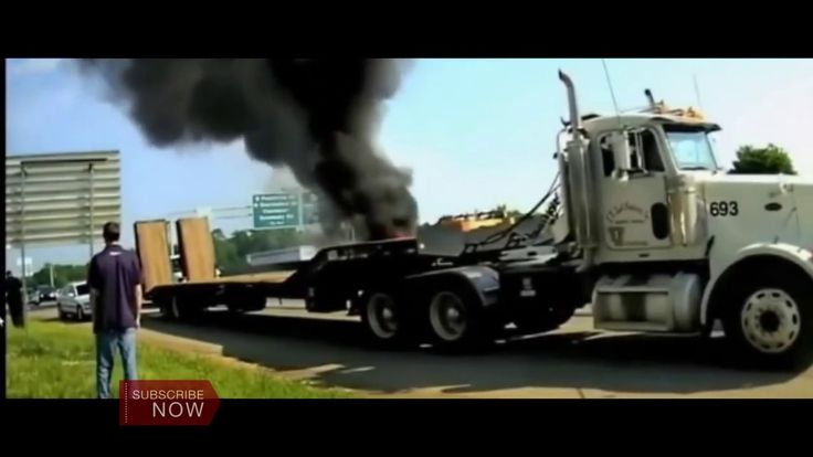 Police Dashcam Video of Fatal Plane Crash 23 05 2015   Most Amazing Airp...