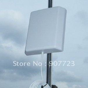 2.4GHz 2.4G WIFI 14dBi-16dBi Directional Panel Antenna RP-SMA 10ft Cable Router Switch