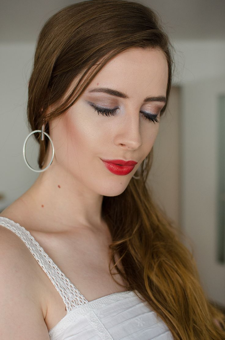 BEAUTY: Tips for red lips and extra much glow   – Rote Lippen