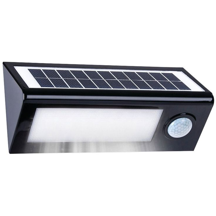 Ecothink 36 LED Outdoor Motion Activated Solar Light Pathway Garden Yard Wall #ECOTHINK