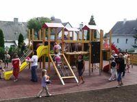 Dětská hřiště Alestra. Výroba, prodej, montáže a servis dětských hřišť.