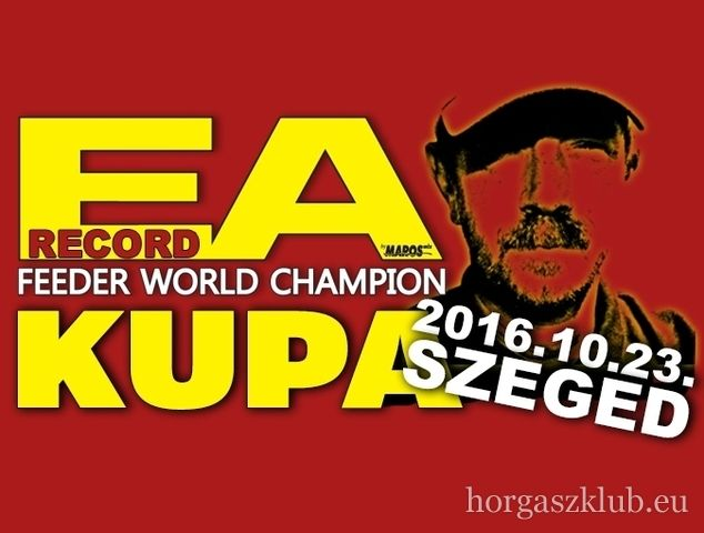 Vegyen részt egy különleges horgászversenyen Szegeden!  http://horgaszklub.eu/cikkek/reszletek/1674_ea_record_kupa_2016_szeged-versenykiiras/