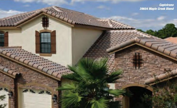 Best 44 Best Images About Capistrano Concrete Roof Tiles On 640 x 480