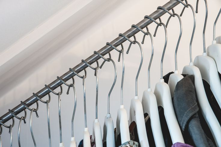 Zebedee is the only clothes rail designed specifically for sloping angled ceilings. Perfect for dormer bedrooms, loft conversions, under the stairs or in the shed!