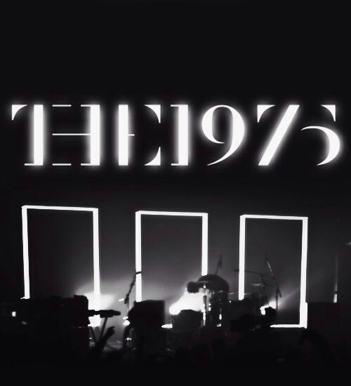 // the 1975 //  I still can't believe I missed out on an ample opportunity to go to one of their concerts