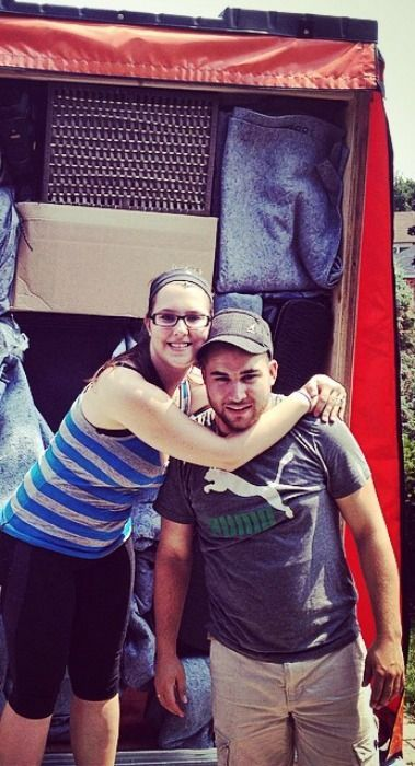 13 best uhaul campers images on pinterest