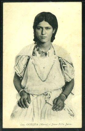 juive de maroc