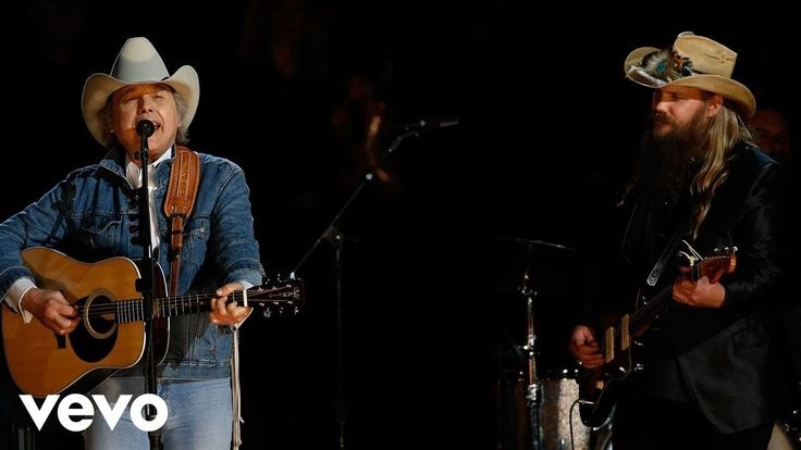 Chris Stapleton, Dwight Yoakam - Seven Spanish Angels (Live from the CMA...