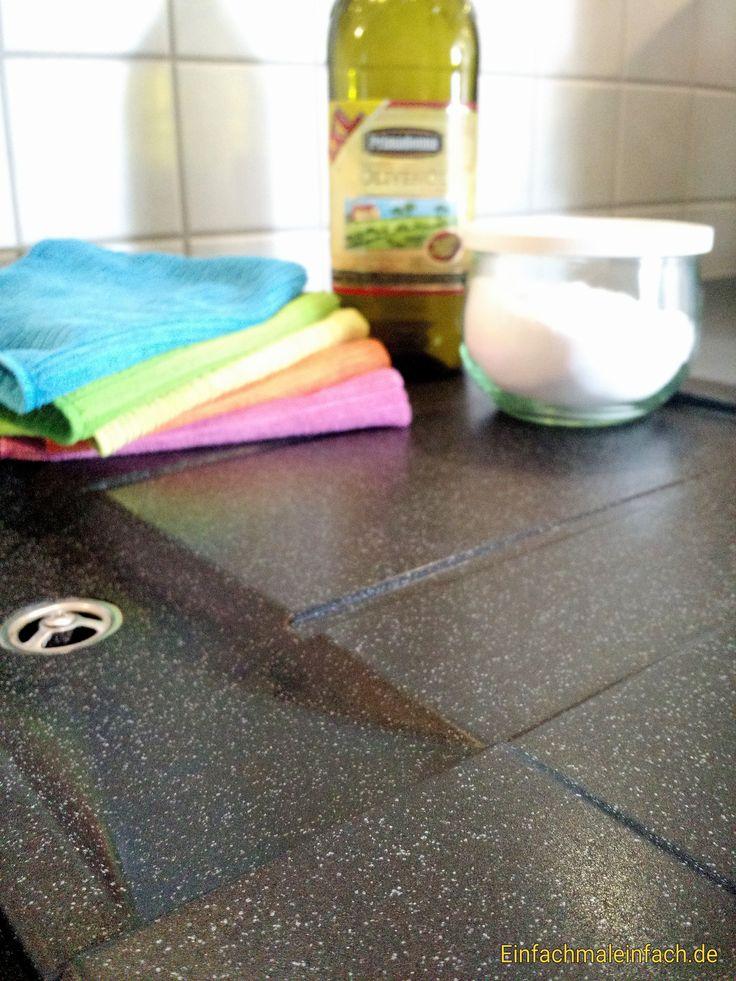 Mini-Tipp: Granitspüle reinigen