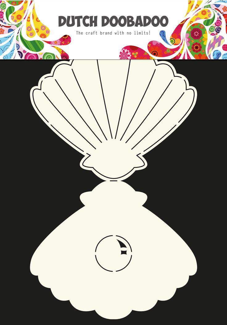 470.713.635 Dutch Doobadoo Card Art Conch