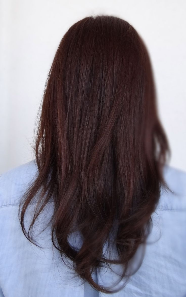 Perfect reddish brown by Sarah Conner