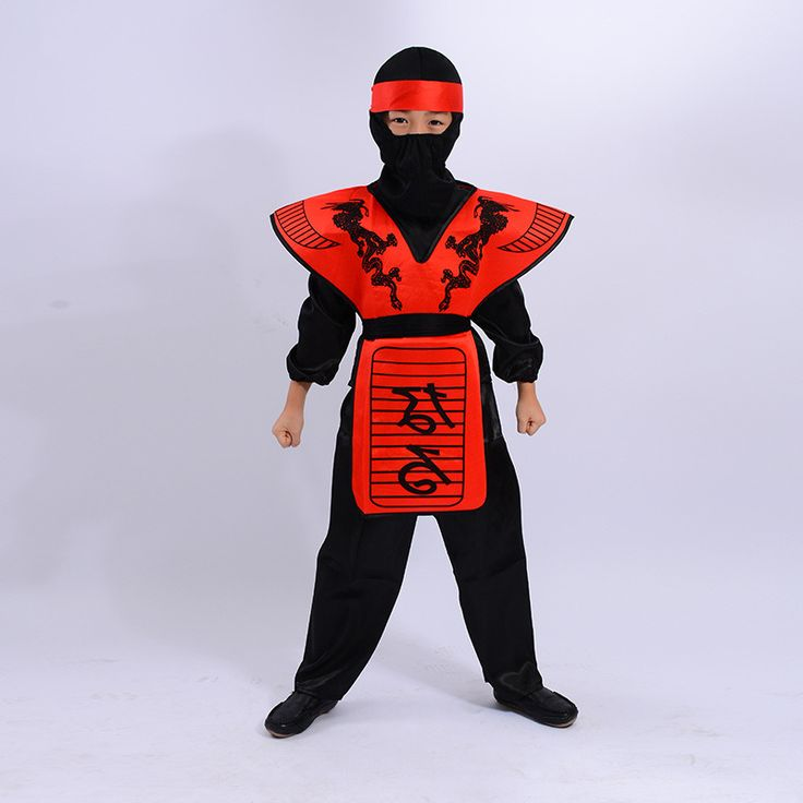 Legoo Ninjago Cosplay Costume Boys Clothes Sets Children Clothing Halloween Christmas Fancy Party Clothes Ninja Superhero Suits