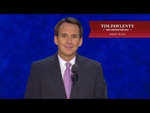 Governor Tim Pawlenty