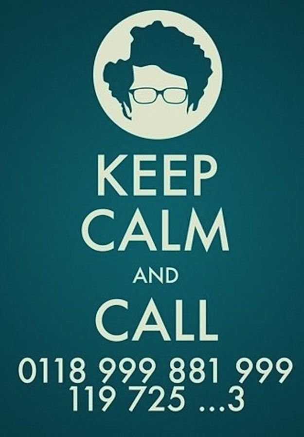 "And if all else fails... | How To Get Through Your Work Day, As Told By ""The IT Crowd"""