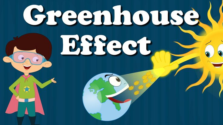 """You will learn about """"Greenhouse Effect"""" in this video. The sun's rays help to warm our planet earth. A part of the sun's radiation that falls on the earth i..."""