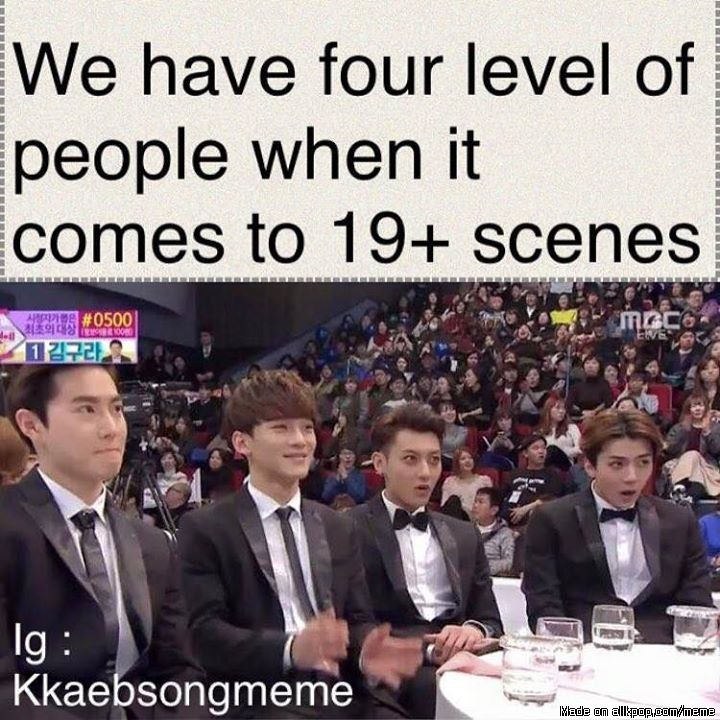 What Level are you guys? xD (I'm Suho.. xD)