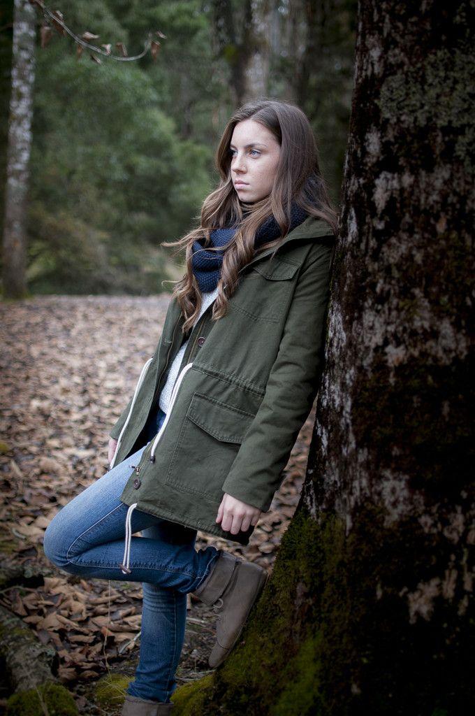 News | Chille mesop green winter jacket