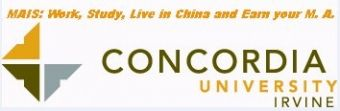 Concordia University Irvine- #Teaching #Abroad in #China