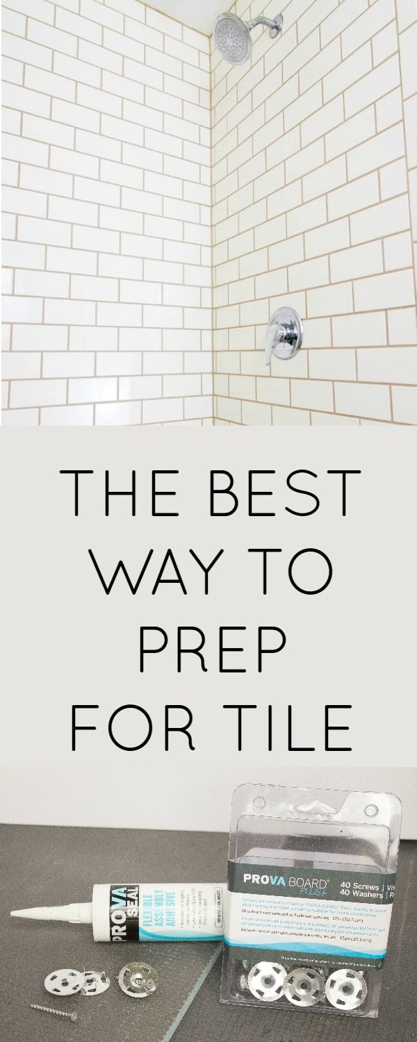 The Best Way To Waterproof Your Shower Before Tiling Diy