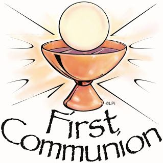 First Communion Activities for ccd this year.