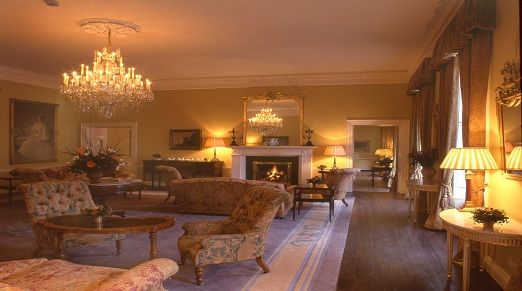 Merrion Hotel, Dublin - loved my stay there during Bloomsday, 2013