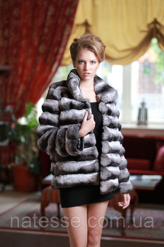 Chinchilla fur coat  over coat Length=67 cm (from shoulder) Size S, M, L Price = $4700 / EUR3630 Delivery worldwide Шуба полушубок из шиншиллы. Длина от плеча 67 см. В наличии размеры S, M, L.