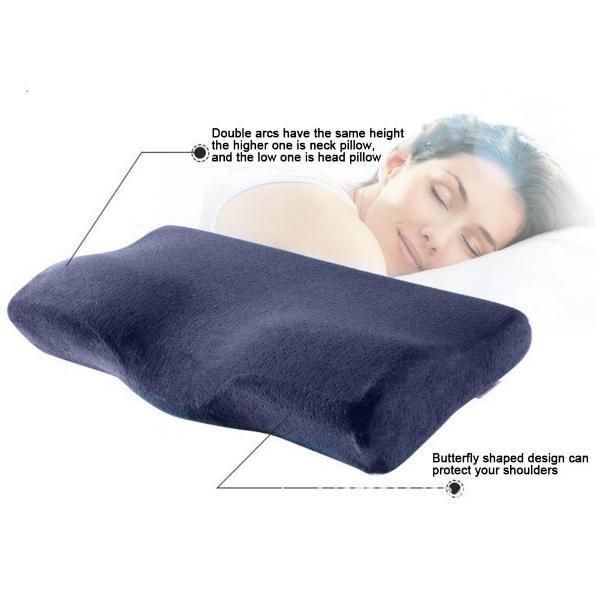 Medi Sleep Orthopaedic Pillows Memory