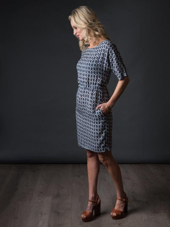 The Sheath Dress Sewing Pattern