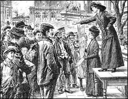 English Historical Fiction Authors: The 1911 Census and Womens' Suffrage