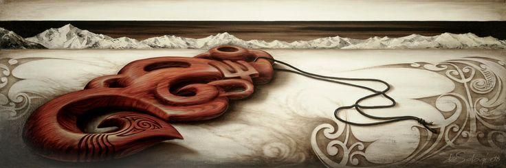 desotogi | maori artwork