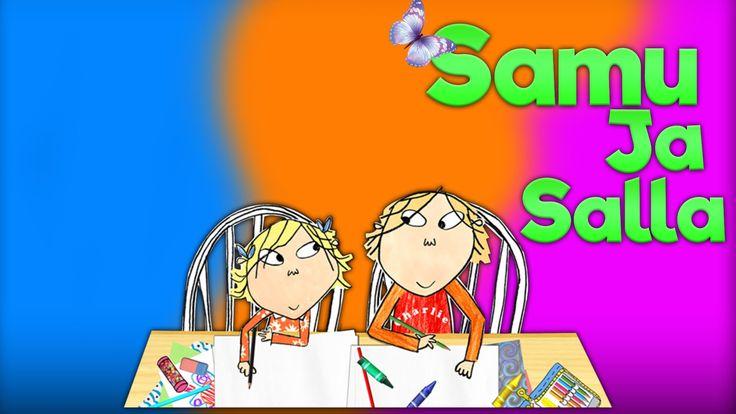 Samu Ja Salla - Antaisitko vähän minullekin? (11:37).