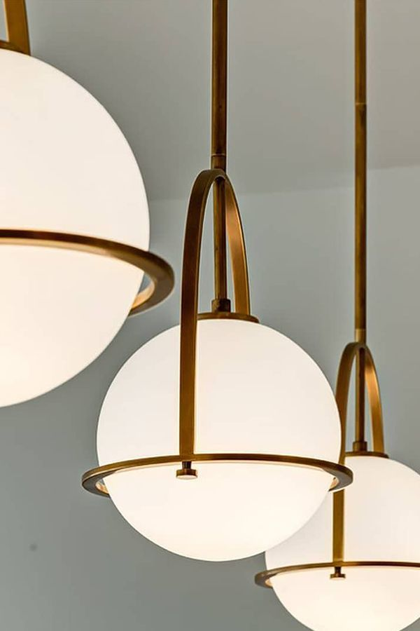 chic elegant pendant lighting