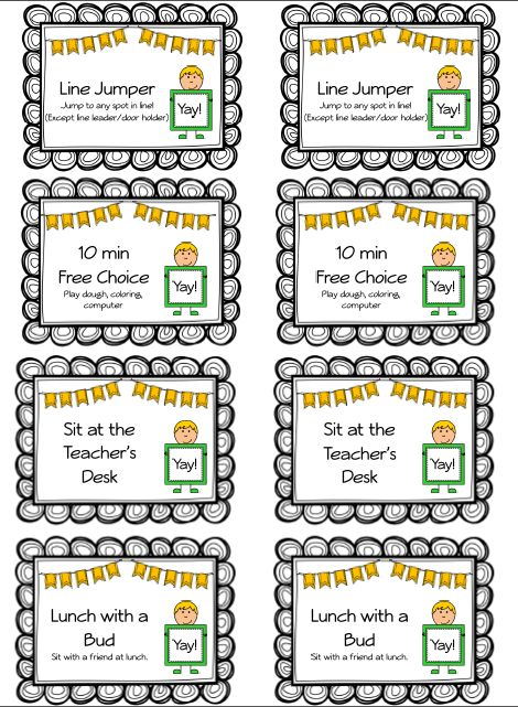 Birthday No Homework Pass FREEBIE by Kate Brennan   Teachers Pay     Pinterest Rentr  e Scolaire  Math  Litt  ratie  Activit  s    by Michelle Dupuis    Teachers