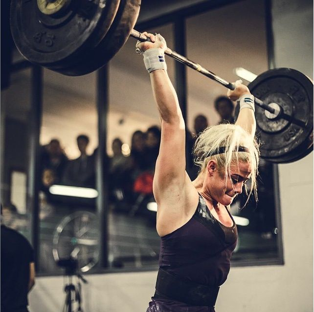 Sara Sigmundsdottir, 22 years old