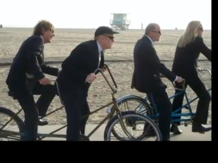 Cheap Trick, Bicycle, Ears