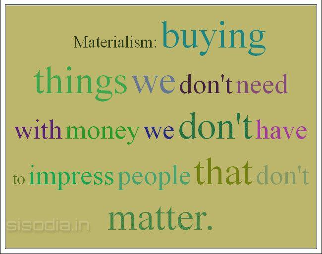 Spending Money: Needs vs. Wants