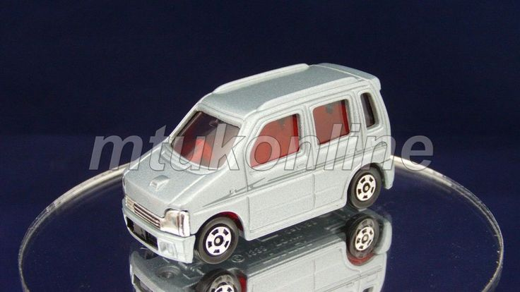TOMICA 071E SUZUKI WAGON R | 1/57 | 71E-1 | FIRST | 1998 CHINA
