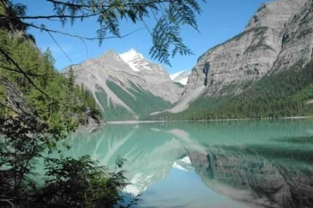 Kinney Lake, Mount Robson Provincial Park, BC