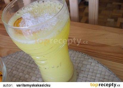 Čistící a zdravý zázvorový nápoj na hubnutí recept - TopRecepty.cz
