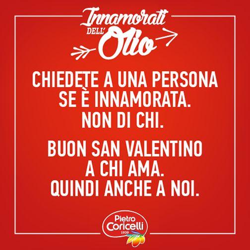 Buon San Valentino a tutti! #pietrocoricelli #coricelli #love #innamoratidellolio #olioevo #oliveoil #sanvalentino