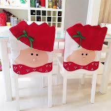 resultado de imagen para moldes de navidad para sillas del comedor