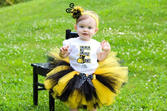Hey, I found this really awesome Etsy listing at http://www.etsy.com/listing/153490974/bumble-bee-tutu-baby-tutu-bee-birthday
