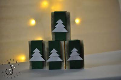 Karácsonyi fenyő szappan