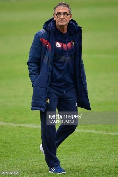 11-18 French rugby union national team's coach Guy Noves... #noves: 11-18 French rugby union national team's coach Guy Noves… #noves