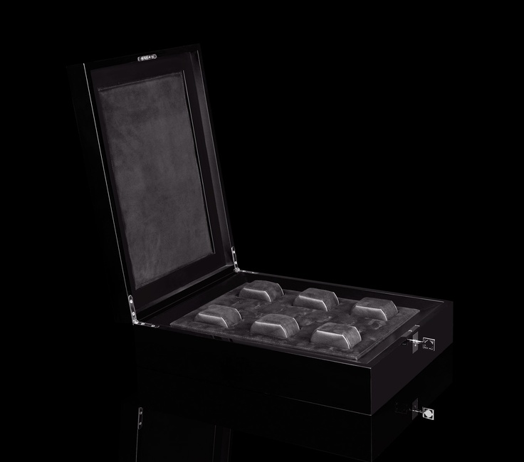 Jewelry case for him.