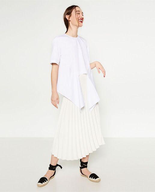 LA MODA ME ENAMORA : 6 faldas largas plisadas para primavera