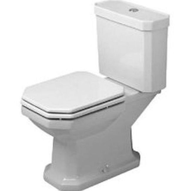 Duravit Alpin 1930 Series Specialty Two Piece Toilet