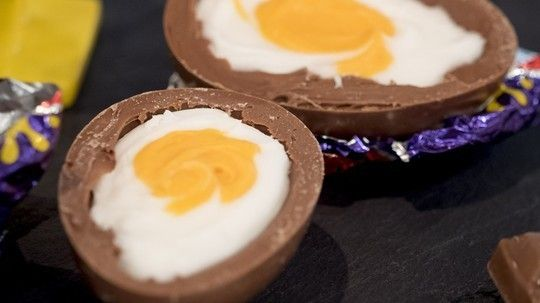 Home made cream egg   The good news is, you can make your own fondant-filled egg, and chocolatier Paul A Young is here to show us how!