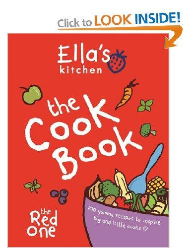 Ella S Kitchen The Cookbook The Red One Amazon Co Uk